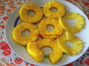 Ananas al Flambè