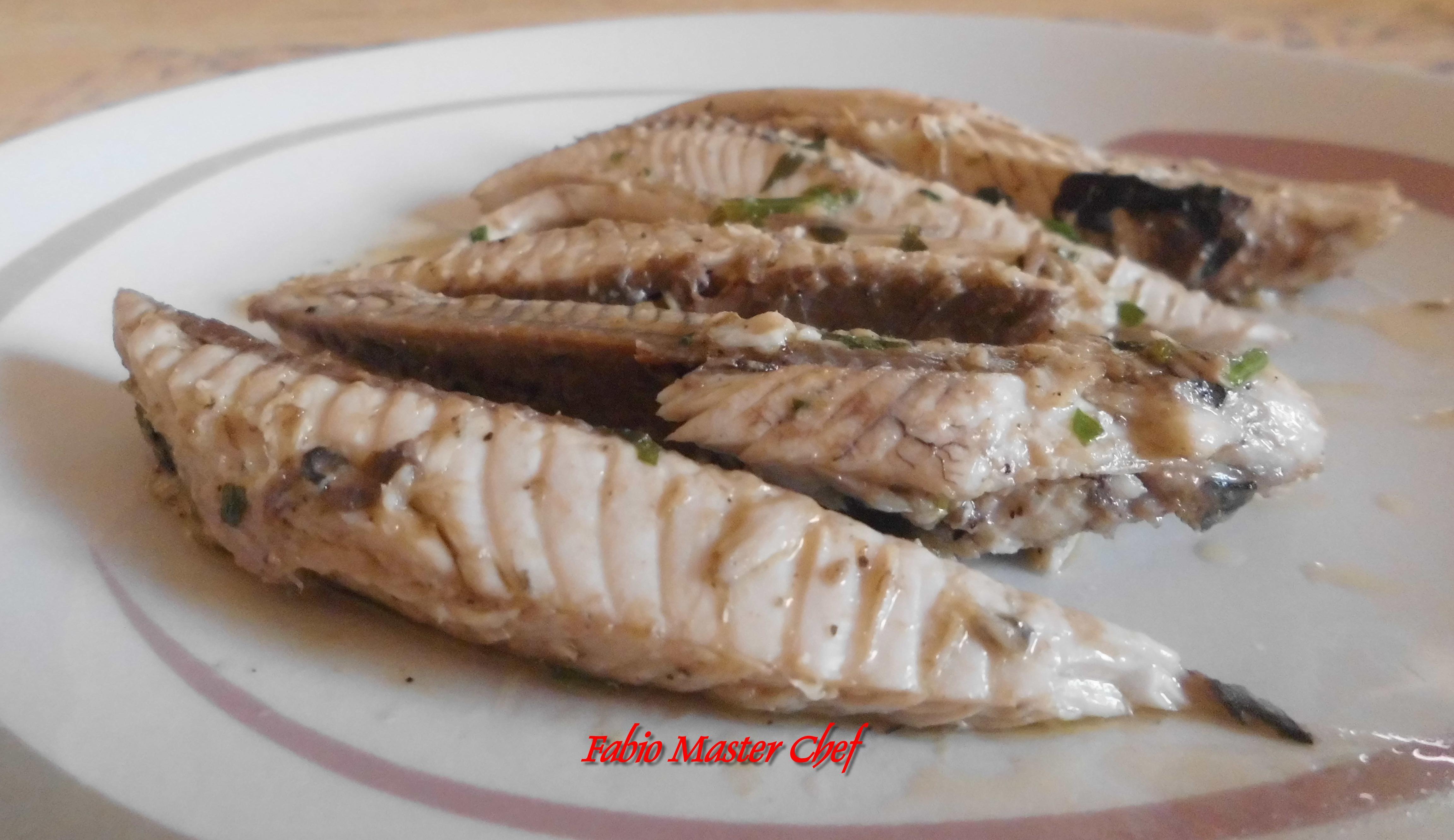 Tonno fresco in padella fabio master chef - Cucinare tonno fresco ...