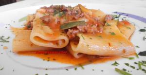 Paccari con Pancetta e Zucchine